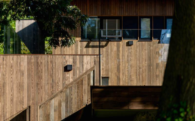 Architectural design projects isle of wight lincoln for Beach house grand designs